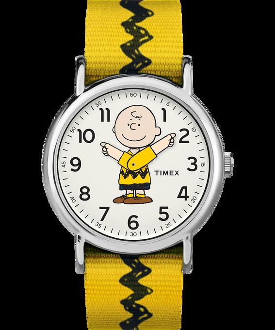 Charlie Brown 38mm Nylon Strap Watch