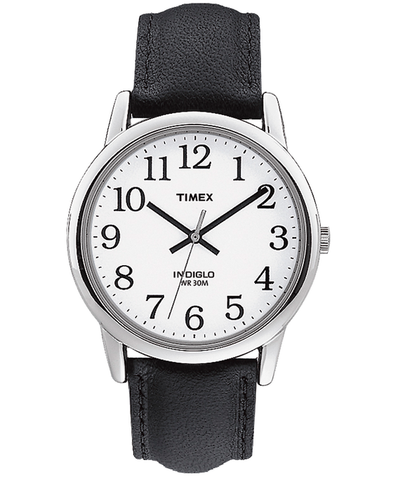 Easy Reader 35mm Leather Watch