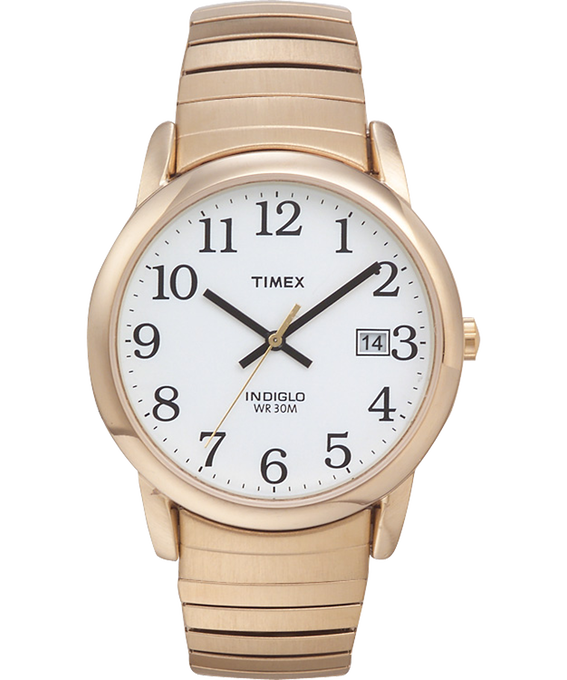 Easy Reader 35mm Stainless Steel Watch with Date