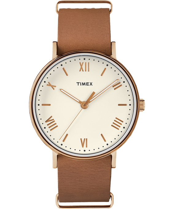 Southview 41mm Leather Watch