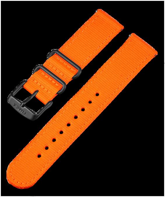 20mm iQ Nylon Strap Orange large