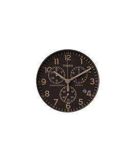 Dial negro/Minutero gris  large