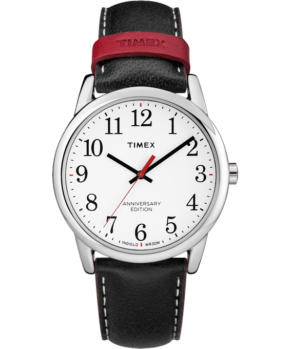 Easy Reader 40th Anniversary 38mm Leather Watch