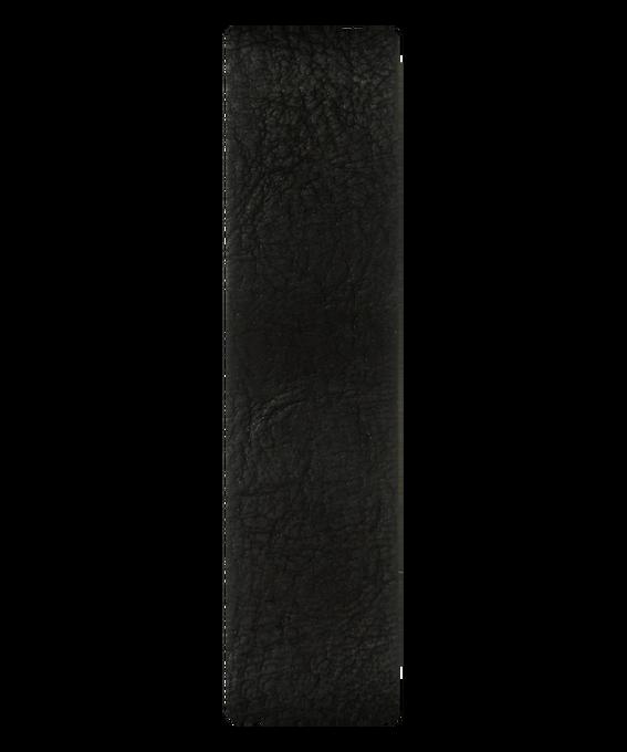 Correa deslizante de cuero negro  large