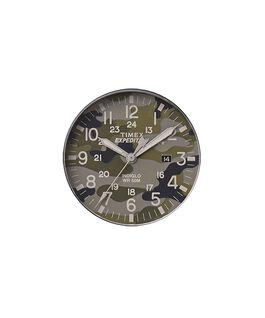 Dial verde camuflado/Minutero gris  large