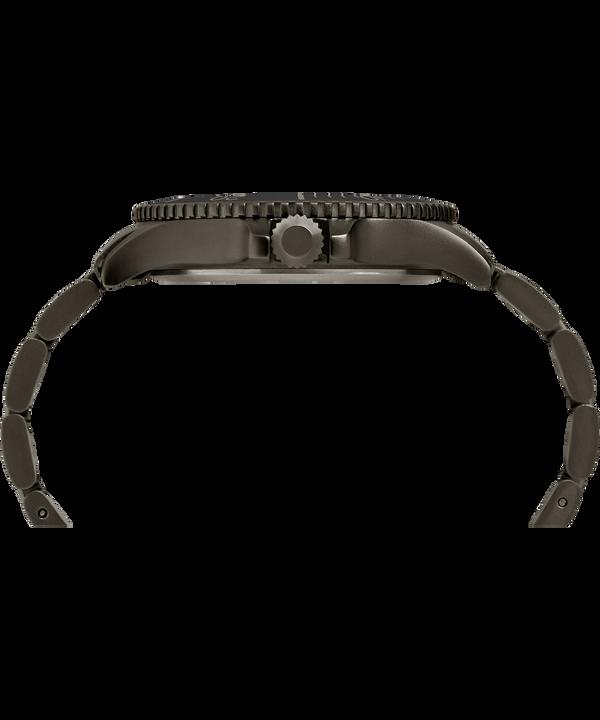 Reloj Expedition Ranger de 43mm con correa metálica Gunmetal/Gray/IP-Gun large