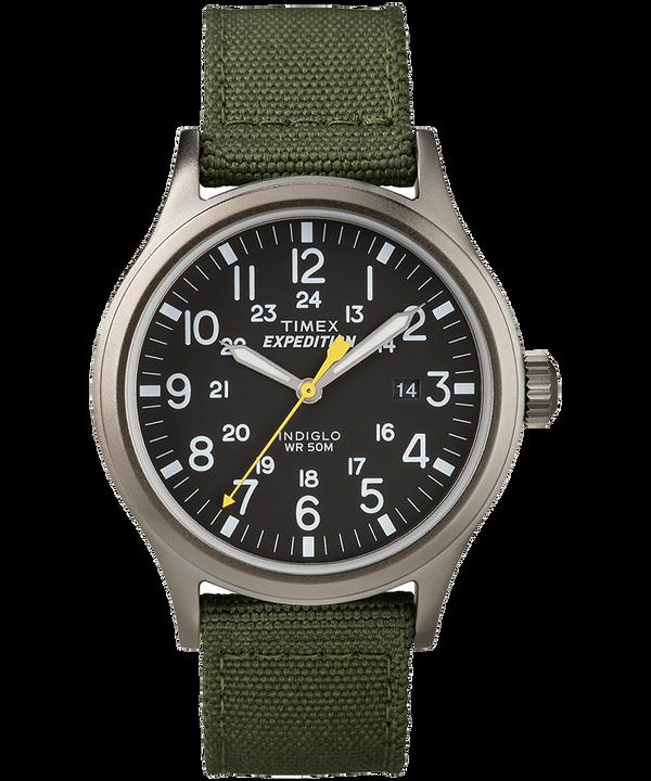 Reloj Expedition Scout de 40mm con correa de nylon Gray/Green/Black large