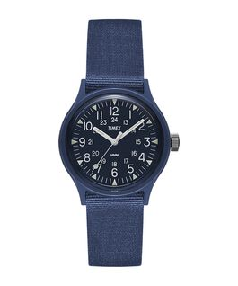 Reloj MK1 de 36mm con correa de tela  large