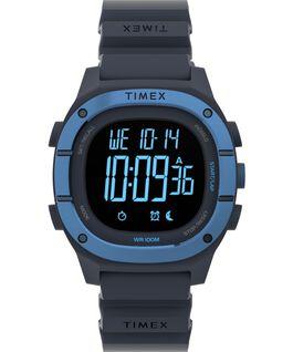 Reloj Command LT de 40mm con correa de silicona Azul large