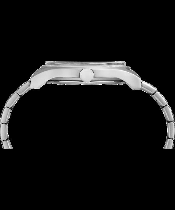 Reloj de acero inoxidable MK1 de 40mm Stainless-Steel/Black large