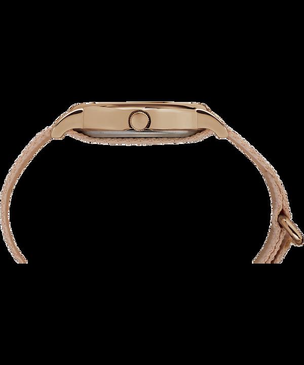 Reloj Weekender de 38mm con correa de nylon Rose-Gold-Tone/Pink/Cream large