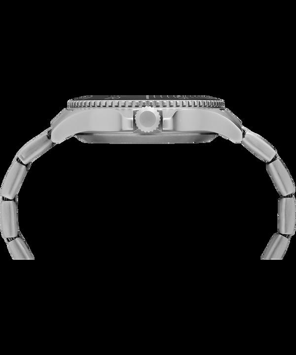 Reloj Expedition Ranger de 43mm con correa metálica IP-Steel/Silver-Tone/Black large