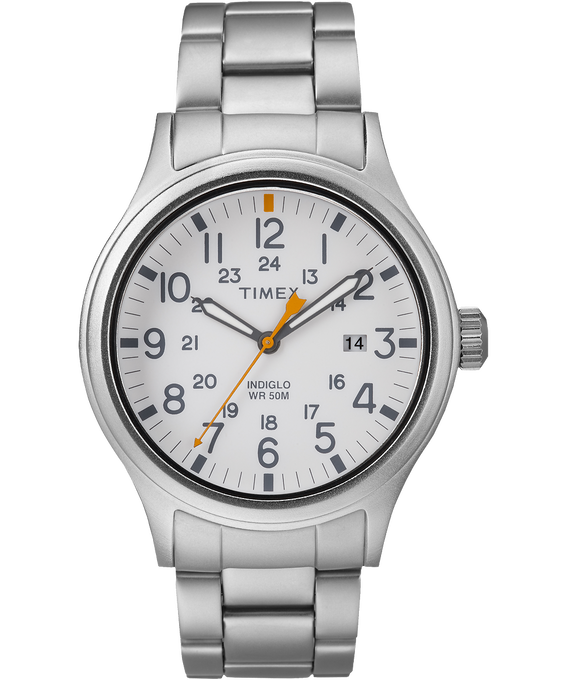 Allied 40mm Stainless Steel Watch