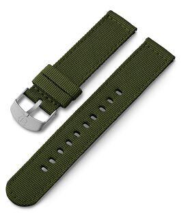 Correa de tela de 20mm Verde large