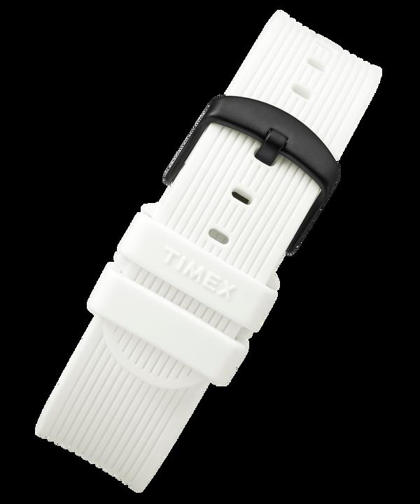 Correa de silicona suave de 20mm White large