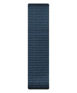 Correa de nylon color azul deslizante  large