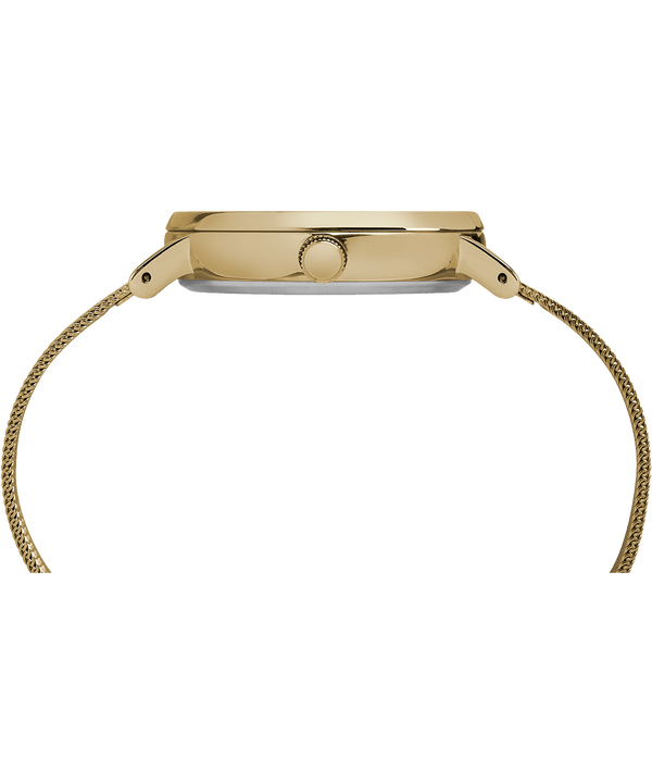 Reloj Fairfield de 37mm con correa de malla metálica Gold-Tone/Natural large