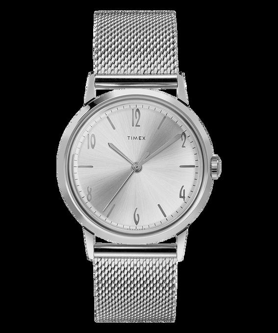 Reloj Marlin de 34 nbsp mm con movimiento mec aacute nico de cuerda manual  y pulsera · Vista rápida c3485f7d64cb