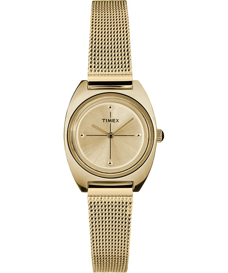 4eabf4f8597b Milano Petite 24mm Stainless Steel Mesh Band Watch Gold-Tone large