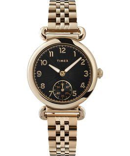 Reloj Modelo 23 de 33mm con correa de acero inoxidable Dorado/negro large