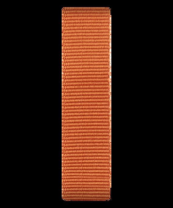Correa deslizante de nylon naranja  large