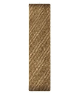 Correa deslizante de tejido de lona color dorada  large