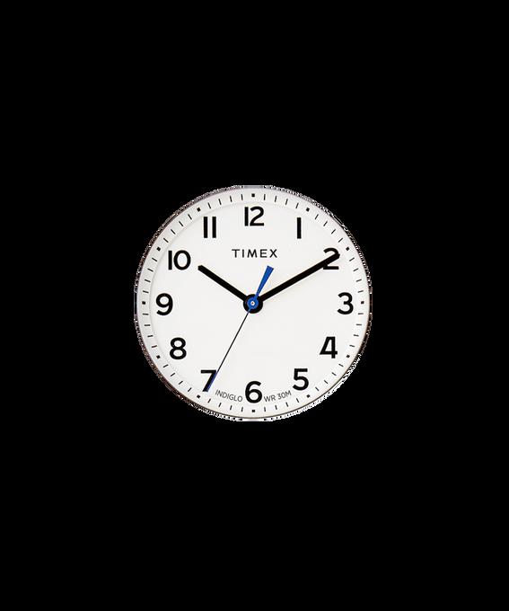Dial blanco/Minutero azul  large
