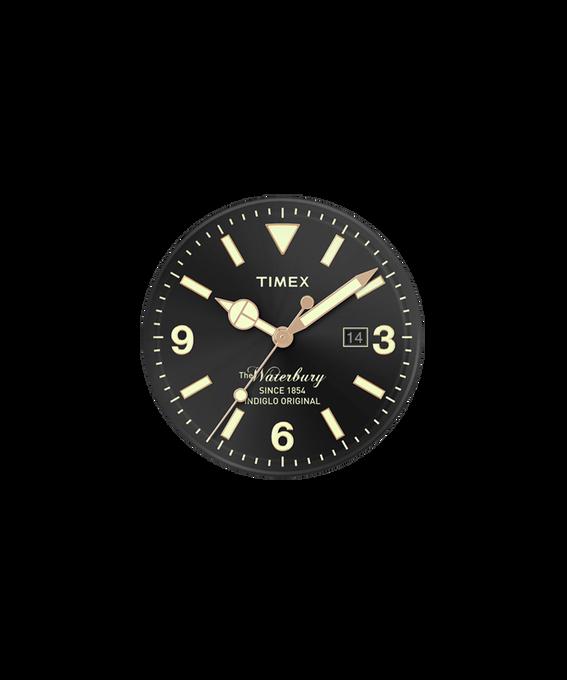 Minutero negro/dorado  large